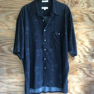 Men's Pierre Cardin short sleeve button shirt